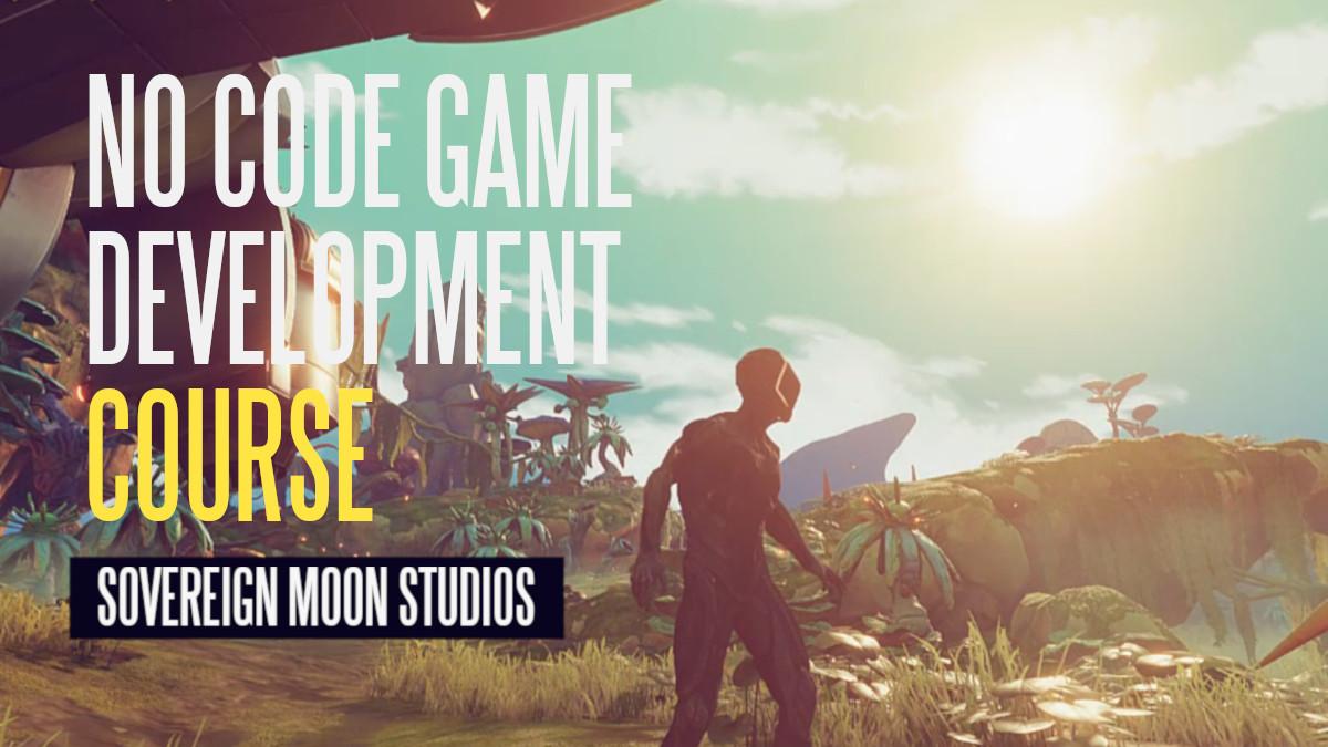 No code game development course