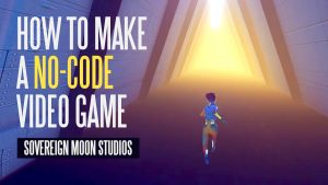 how to make a no-code video game