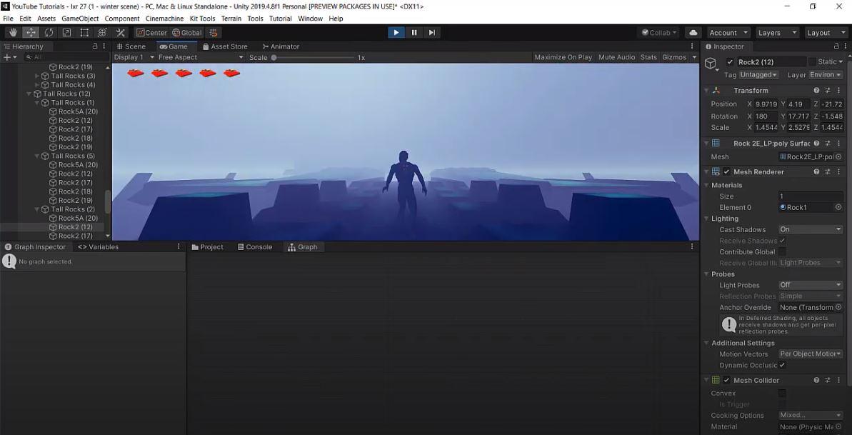 indie game environment design