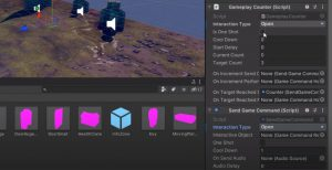 unity 3d game kit switches