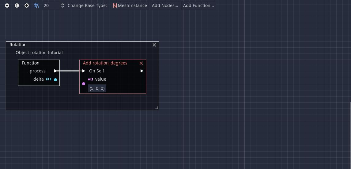 godot ports colors and types