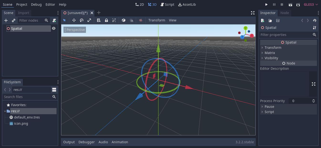 godot visual scripting tutorial for beginners